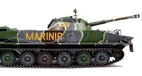 model kit PT-76 Marinir
