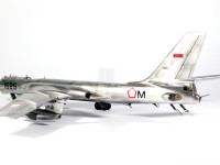 Model Kit TU-16KS Badger AURI (TNI-AU)