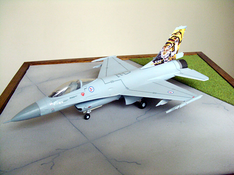 Norwegian F-16A Tiger Meet 2004