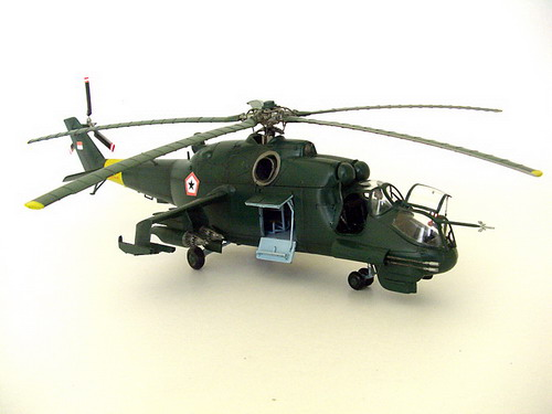 model kit MI-35P TNI AD