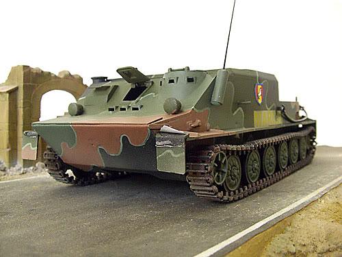 Model Kit BTR-50 Marinir