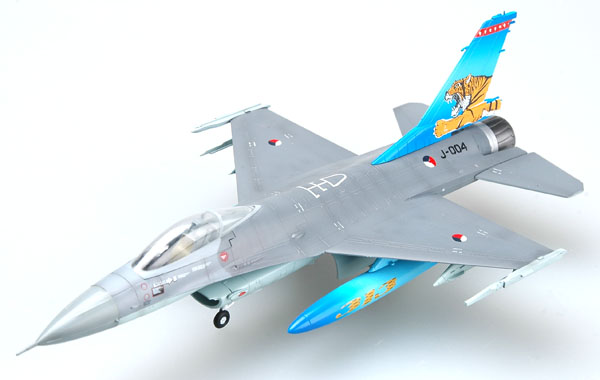 Easy Model F-16A Tiger Meet Diecast